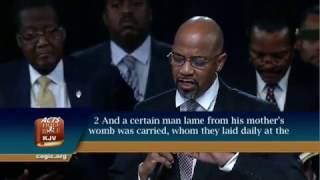 COGIC 109th Holy Convocation Countdown Bishop Tudor Bismark God Turned It 105th Holy Convocation!