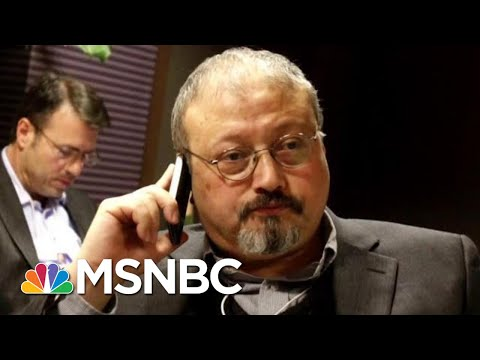 Why Are Conservatives Pushing Anti-Khashoggi Propaganda? | MTP Daily | MSNBC