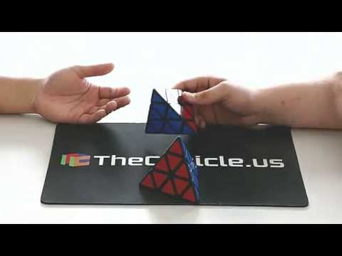 QiYi Pyraminx: Cube Chat