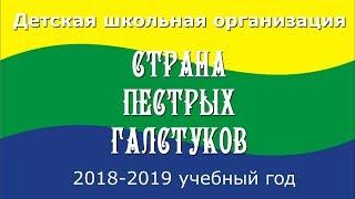 """ДШО """"Страна пестрых галстуков"""" 2018-2019"""