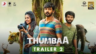 Thumbaa - Trailer 2 Tamil | Darshan, Harish Ram LH | Anirudh, VivekMervin, SanthoshDhayanidhi