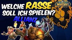 Welche Rasse soll ich spielen? Allianz - WoW Classic (Beste Klassen und Rassen-Kombinationen)