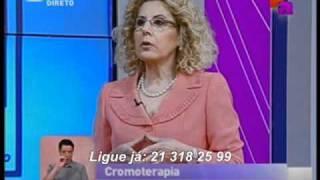 A Cromoterapia por Dra. Maria Helena Martins