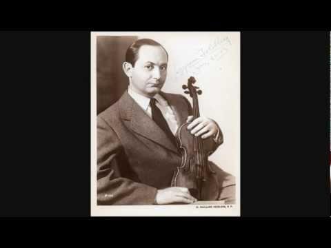 Szymon Goldberg & Lili Kraus Beethoven Sonate für Klavier und Violine Nr.10 G-Dur , Op.96