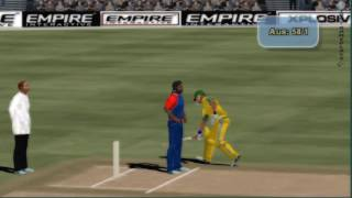 International Criciket Captain PSP Gameplay