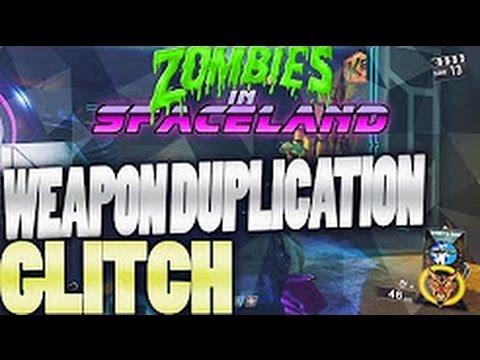 New Glitch! Duplication Armes! + Amélioration armes! + Glitch 3 Armes Sans Atout! CoD IW Zombie!