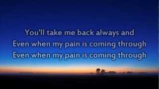 Jeremy Camp - Take You Back - Instrumental with lyrics