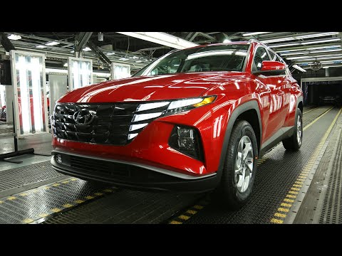 2022 Hyundai TUCSON - PRODUCTION