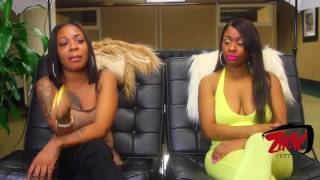 Queen D Talks Being Involved In The Lil Jay Shooting While Pregnant | Shot By @TheRealZacktv1