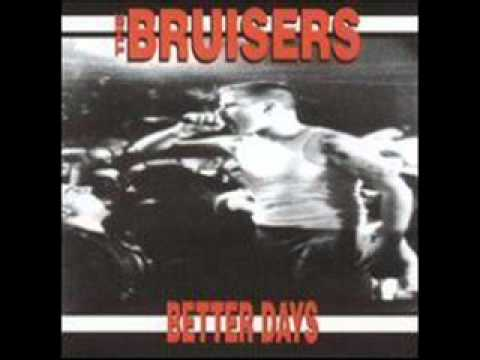 The Bruisers - Forty Miles Of Bad Road