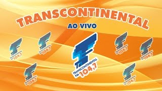 Transcontinental ao vivo - Cantor Ferrugem