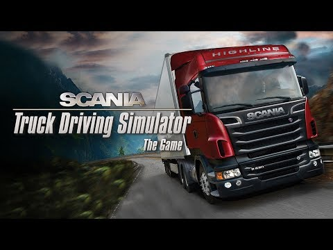 Scania Truck Driving Simulator - Driver Competition - Ball Collection  
