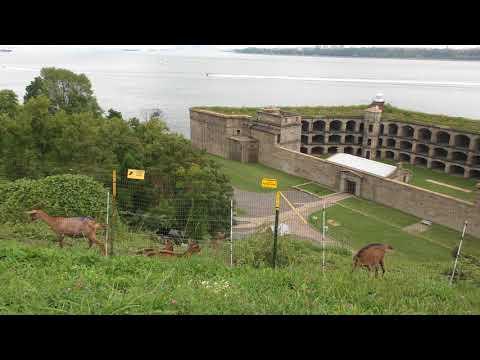 Fort Tompkins Staten Island #4K #Free Download #Royalty Free