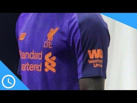 tercera camiseta liverpool 2018