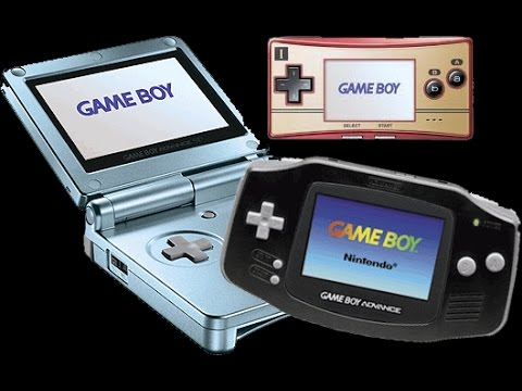 All GBA Games - Every Game Boy Advance Game In One Video [WITH TITLES]