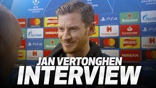 SUPER JAN VERTONGHEN ON DORTMUND GOAL | Spurs 3-0 Dortmund
