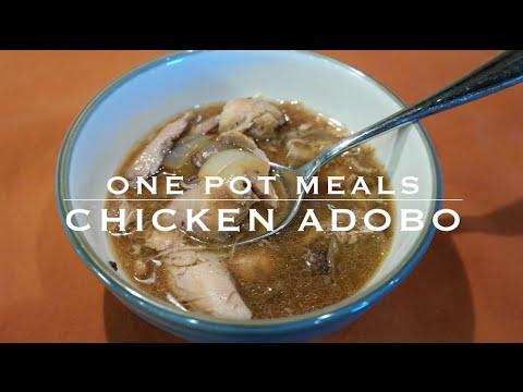 Crock Pot Recipes: Chicken Adobo | Gluten Free