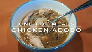 Crock Pot Recipe: Chicken Adobo  Gluten Free