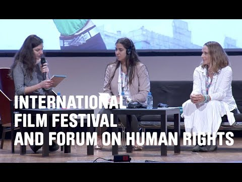 Israeli and Palestinian women for peace • Forum #fifdh18 • english