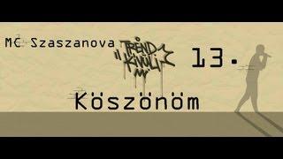 Szaszanova - Köszönöm