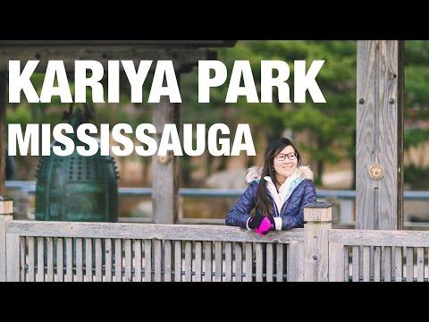 Toronto travel - Kariya Japanese Park, Mississauga - Cuộc sống Toronto