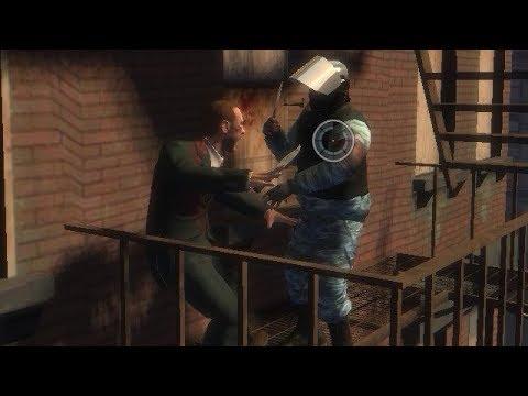 GTA IV - В Либерти-Сити творится какой-то ужас!