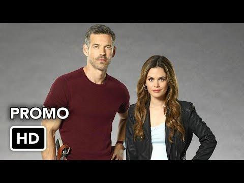 "Take Two (ABC) Promo HD - Rachel Bilson, Edie Cibrian series from ""Castle"" creators"