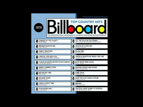 Billboard Top Country Hits - 1979