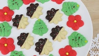 How To Make Spritz Cookies!
