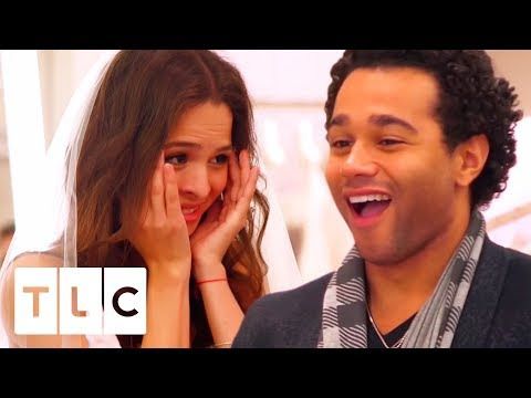 Sasha Clements And Corbin Bleu Are Getting Married!  Say Yes To The Dress US