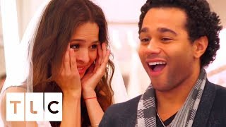 Sasha Clements And Corbin Bleu Are Getting Married! | Say Yes To The Dress US thumbnail