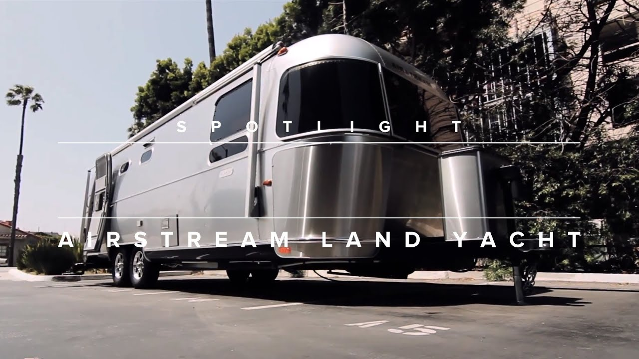 Airstream land yacht youtube airstream land yacht sciox Gallery