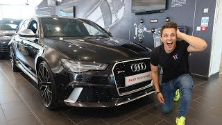 I've BOUGHT The New 2020 Audi RS6!