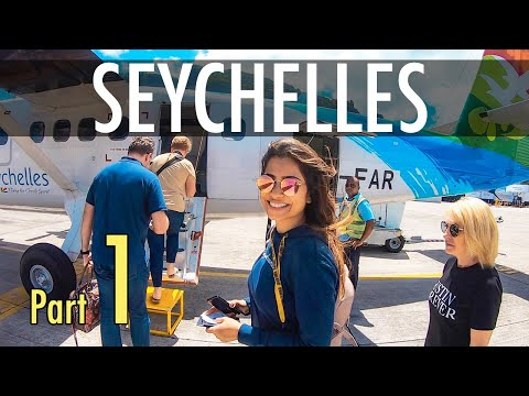 Arriving in Seychelles Islands - Seychelles Vlog 1- Savvy Fernweh