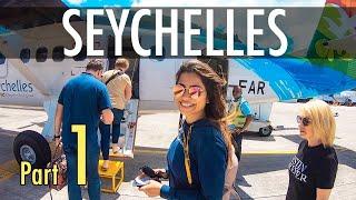 Islanders & Indians - Seychelles Part 1 - Arriving in Seychelles - Savvy Fernweh