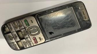 Restoration nokia c2 old phone | DIY | Restore tool listens for broken calls