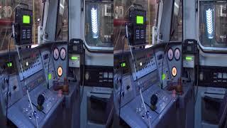 VR 3D фильмы - Московская подземка в 3D - Документальное кино в 3D