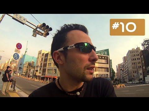 Japon documentaire - Laurent Caccia visite Tokyo