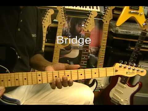Bob Marley & The Wailers JAMMIN 1978 Electric Guitar Lesson EricBlackmonMusic
