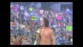 CM Punk vs JBL SummerSlam 2008 World Heavyweight Championship