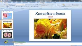 Мастер мультимедиа презентаций - Урок 2