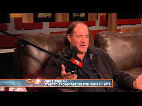 Chris Berman on the Dan Patrick Show 1/31/13
