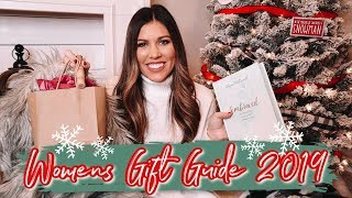 Women's Holiday Gift Guide 2019! | Best Christmas Gifts For Her | Vlogmas 2019