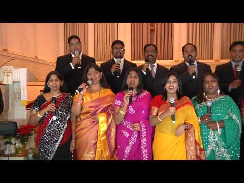 Telugu Christian Songs - 'హల్లేలూయ పాడెద Hallelujah Paadeda' - UECF Choir