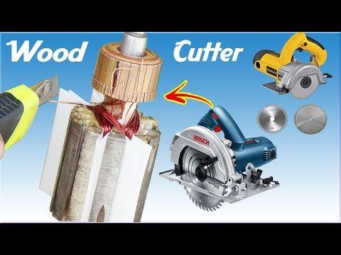 How to Rewind a Armature Of Wood Cutter Machine