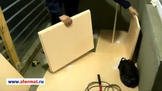 Утепление балкона пенополистиролом(, 2014-04-24T19:11:36.000Z)