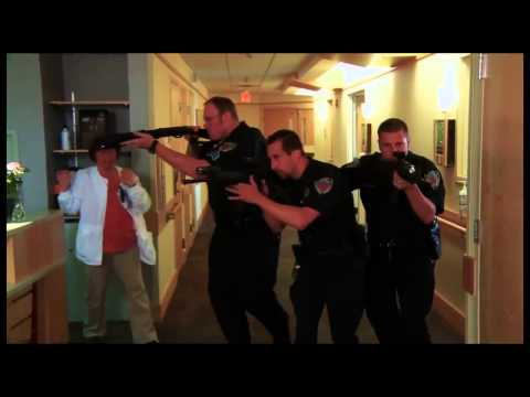 Emergency Preparedness: Surviving an active shooter at a hospital.