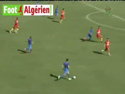 Ligue 1 Algérie (28e journée) : Olympique Médéa 1 - 0 NA Hussein Dey