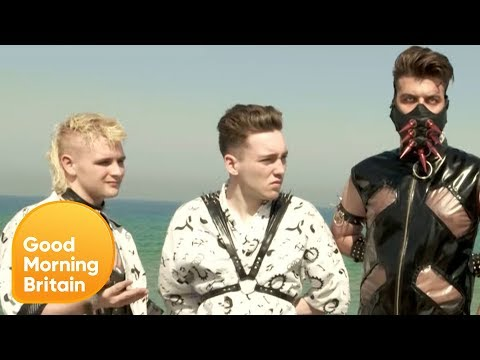Meet Hatari Who Are Iceland's Entry for Eurovision | Good Morning Britain