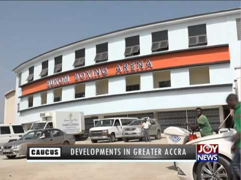 Developments in Greater Accra - Majority Caucus on Joy News (16-11-16)